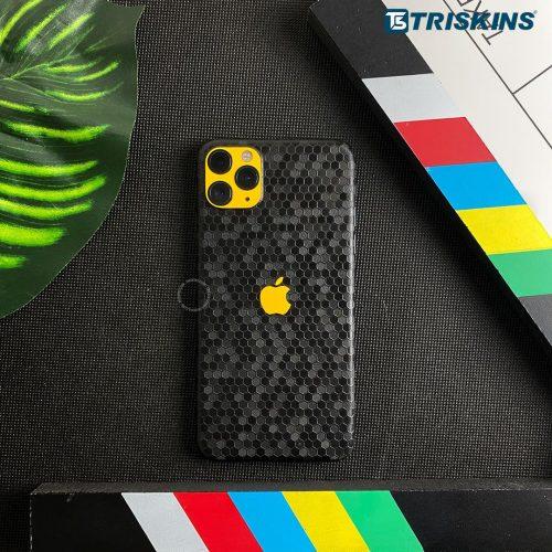 SKIN 3M iPhone 11 Pro Max - Black Honey Comb