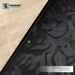 Dán Skin 3M MacBook Pro 13 chính xác ốc 100%